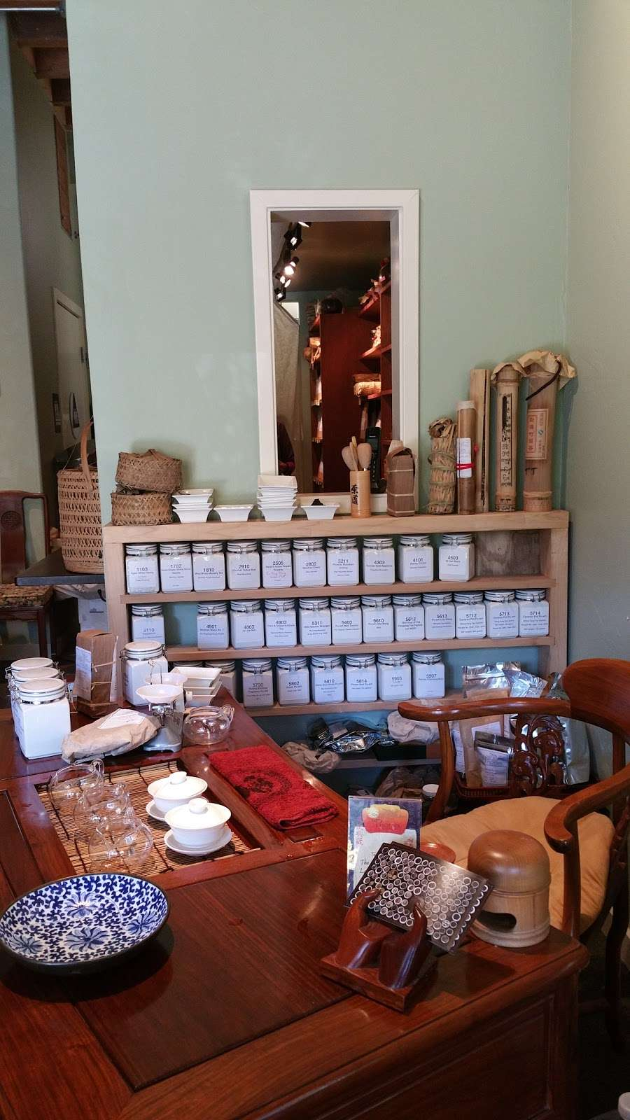 Tea Museum & The Phoenix Collection - museum  | Photo 10 of 10 | Address: 7282 Sir Francis Drake Blvd, Lagunitas, CA 94938, USA | Phone: (415) 488-9017