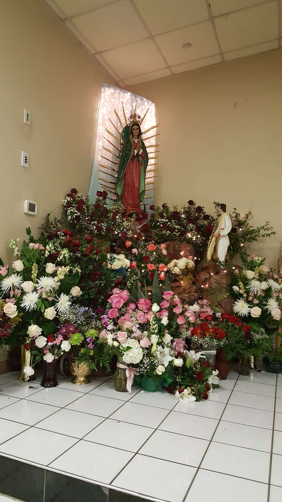 St Philip of Jesus Catholic Church/ San Felipe de Jesus Houston, - church  | Photo 1 of 10 | Address: 9700 Villita St, Houston, TX 77013, USA | Phone: (713) 672-6141