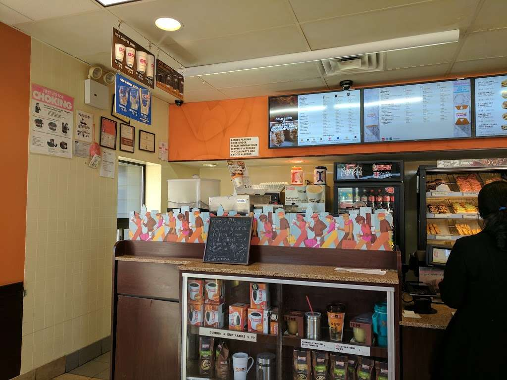Dunkin Donuts - cafe  | Photo 1 of 10 | Address: 610 Utica Ave, Brooklyn, NY 11203, USA | Phone: (718) 604-0470