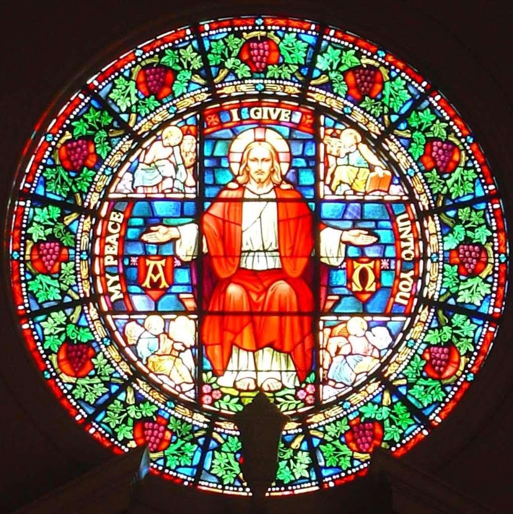 Old Mission United Methodist Church - church    Photo 6 of 7   Address: 5519 State Park Rd, Fairway, KS 66205, USA   Phone: (913) 262-1040