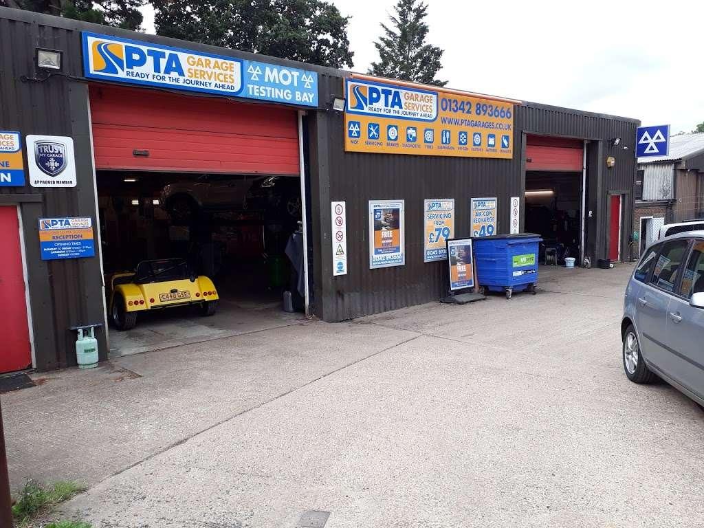 PTA Garage Services Godstone Motorstore - car wash  | Photo 1 of 10 | Address: Unit 2 Garage, Eastbourne Rd, South Godstone RH9 8EZ, UK | Phone: 01342 893666