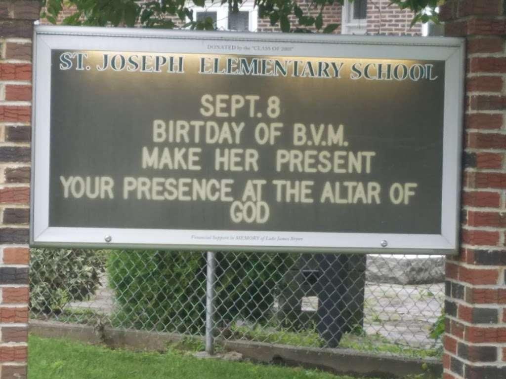 St Josephs Church - church    Photo 9 of 10   Address: 500 Woodlawn Ave, Collingdale, PA 19023, USA   Phone: (610) 583-4530