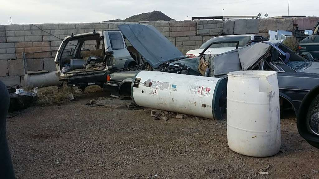 Statewide Salvage and Recovery Inc llc - car repair    Photo 4 of 10   Address: 21831 N 16th St #5607, Phoenix, AZ 85024, USA   Phone: (480) 225-4009