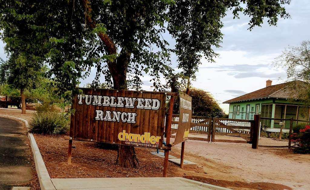 Tumbleweed Ranch - museum  | Photo 8 of 10 | Address: 2250 S McQueen Rd, Chandler, AZ 85286, USA | Phone: (480) 782-2717
