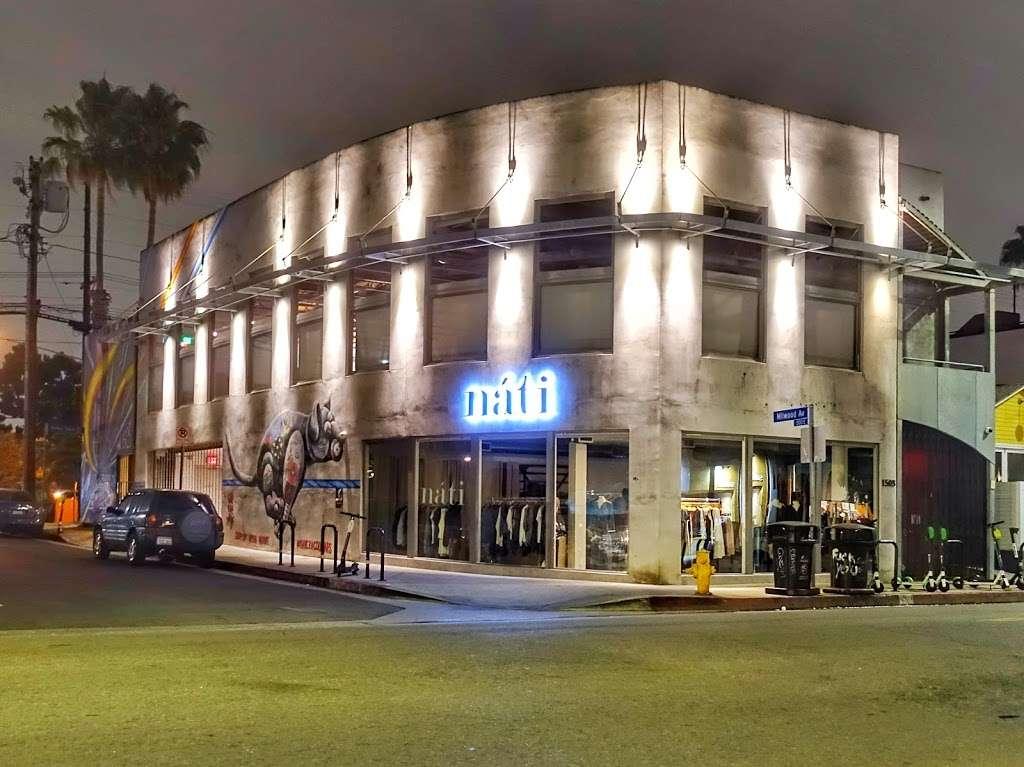 Nati Boutique Venice - clothing store  | Photo 2 of 2 | Address: 1503 Abbot Kinney Blvd, Venice, CA 90291, USA | Phone: (310) 396-6284
