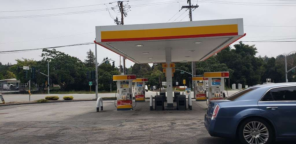 Shell - gas station  | Photo 1 of 7 | Address: 1 Hacienda Dr, Scotts Valley, CA 95066, USA | Phone: (831) 438-3344