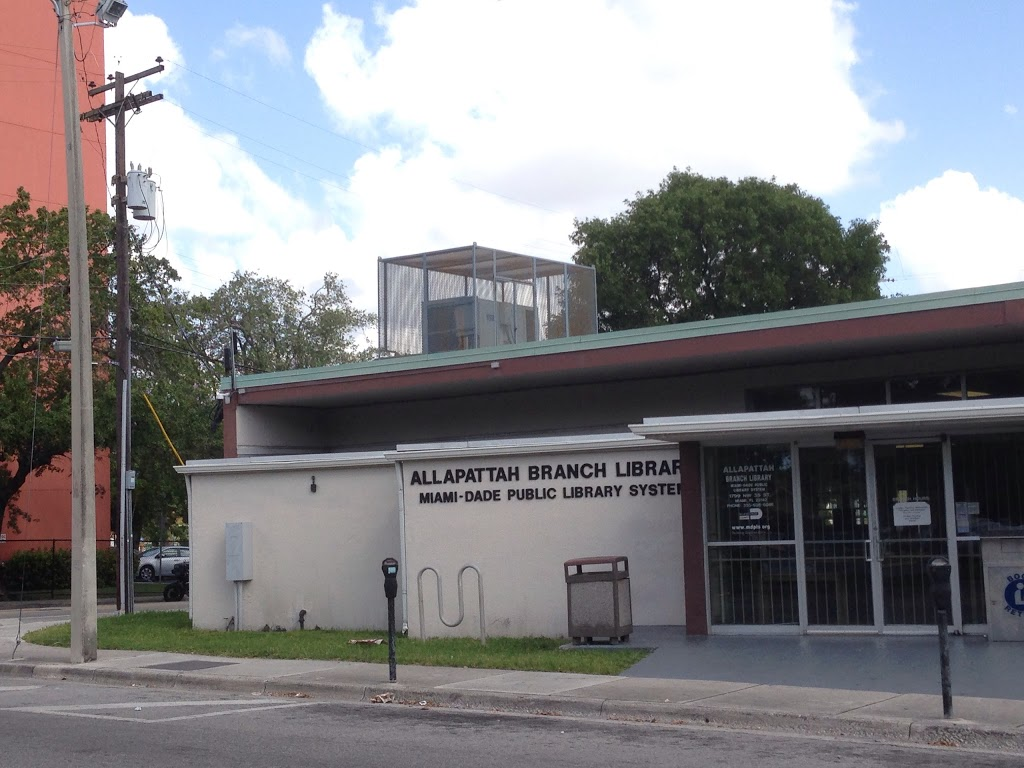 Allapattah Branch Library - library    Photo 9 of 10   Address: 1799 NW 35th St, Miami, FL 33142, USA   Phone: (305) 638-6086