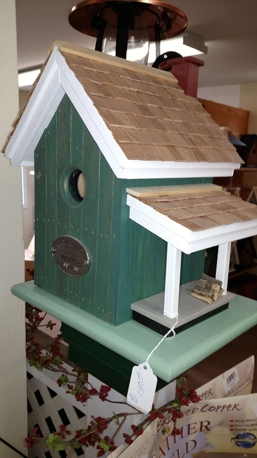 Architectural Birdhouses Unlimited - pet store  | Photo 4 of 10 | Address: 276 NH-101, Amherst, NH 03031, USA | Phone: (603) 554-8869