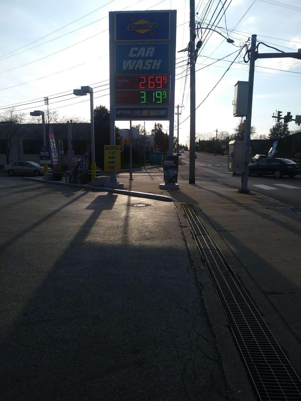 Sunoco Gas Station - gas station  | Photo 3 of 4 | Address: 560 Chester Pike, Norwood, PA 19074, USA | Phone: (610) 237-8875