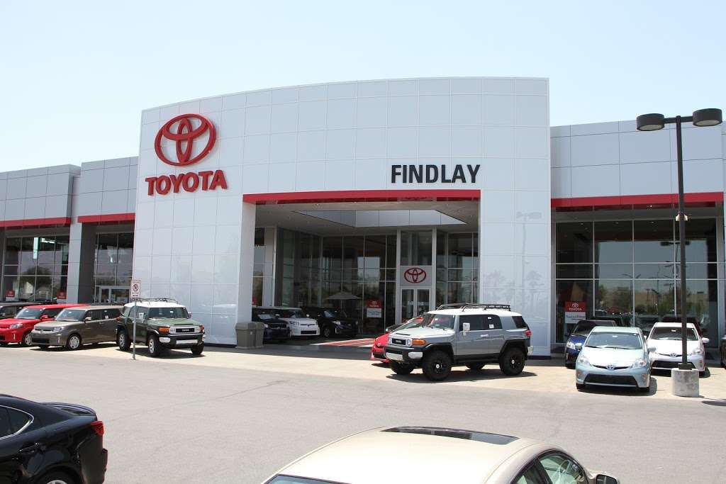 Findlay Toyota Henderson >> Findlay Toyota Car Dealer 7733 Eastgate Rd Henderson