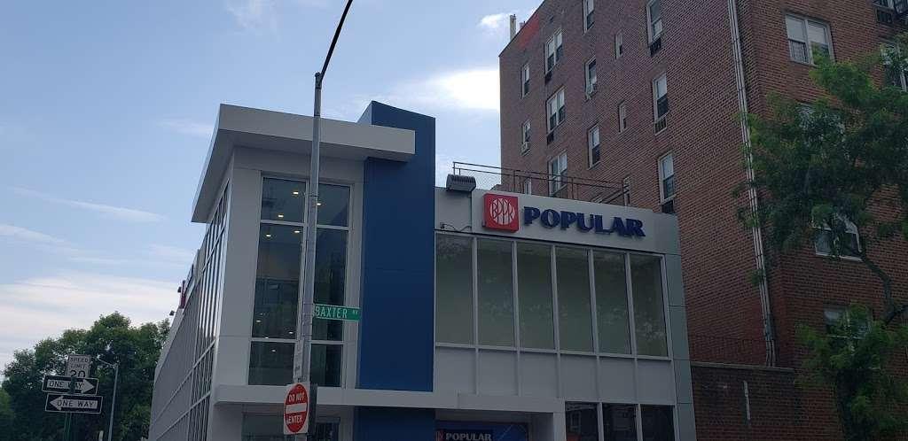 Popular Bank - bank  | Photo 4 of 4 | Address: 8322 Baxter Ave, Flushing, NY 11373, USA | Phone: (718) 335-4301