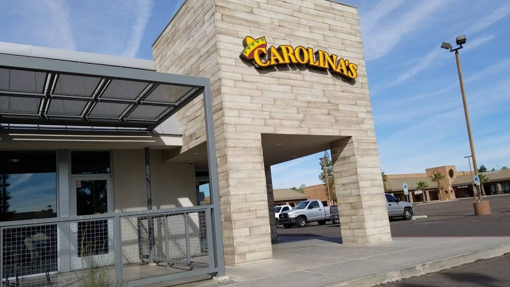 Carolinas Mexican Food - Mesa - restaurant  | Photo 1 of 10 | Address: 1450 S Country Club Dr, Mesa, AZ 85210, USA | Phone: (480) 912-3420