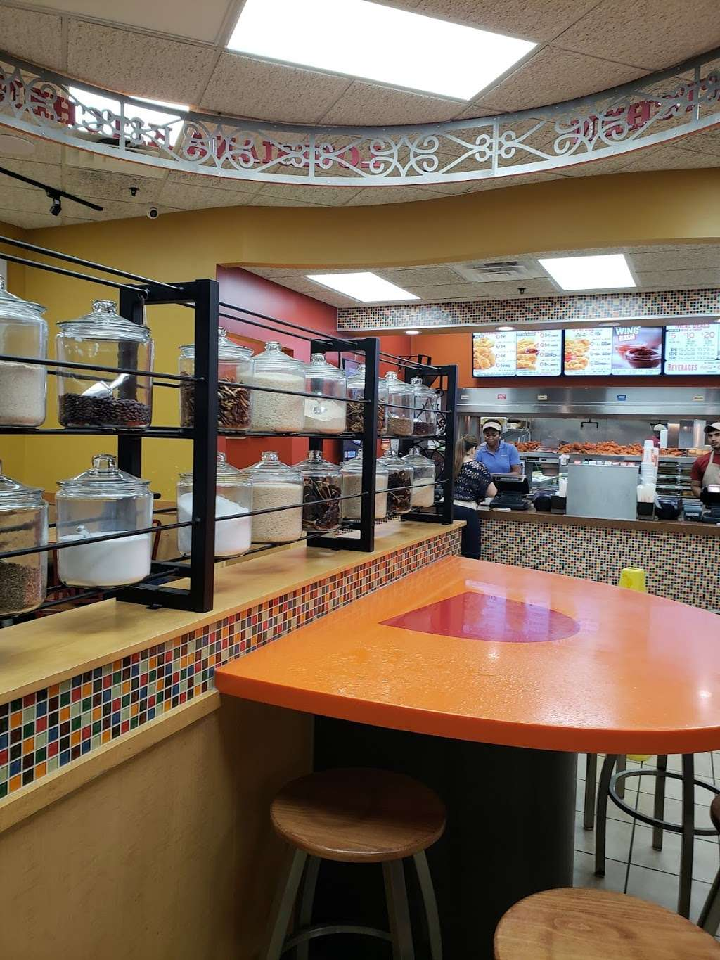 Popeyes Louisiana Kitchen - restaurant  | Photo 5 of 10 | Address: 221 W Merrick Rd, Valley Stream, NY 11580, USA | Phone: (516) 599-2506
