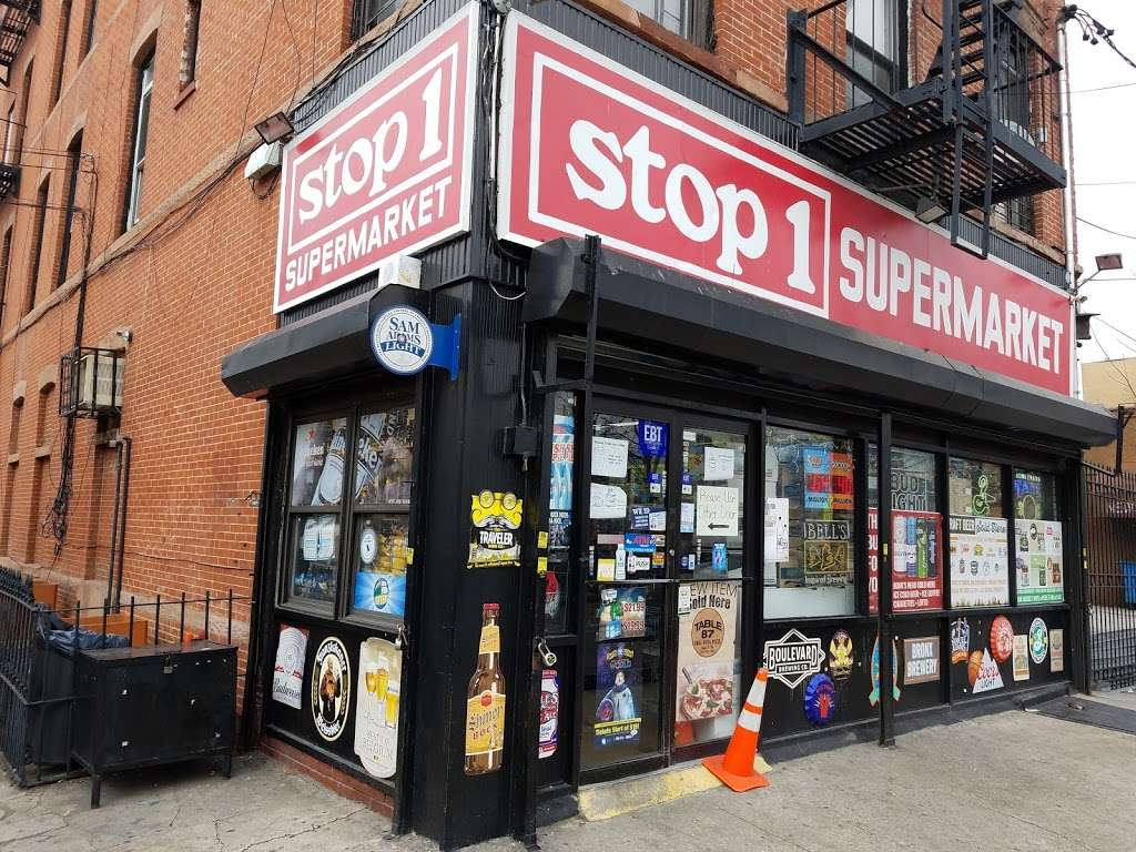 Stop 1 Supermarket - store  | Photo 1 of 2 | Address: 368 Van Brunt St, Brooklyn, NY 11231, USA
