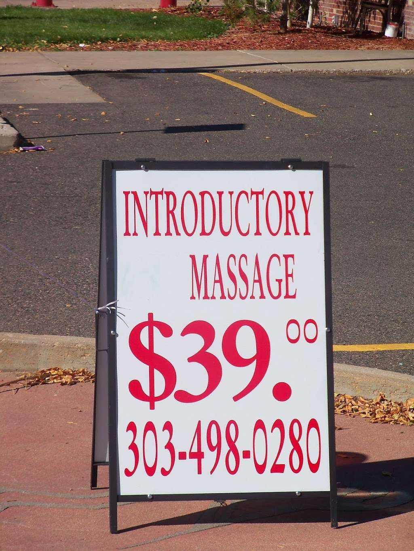 Ultra Massage - health    Photo 3 of 3   Address: 677 E Bridge St, Brighton, CO 80601, USA   Phone: (303) 498-0280