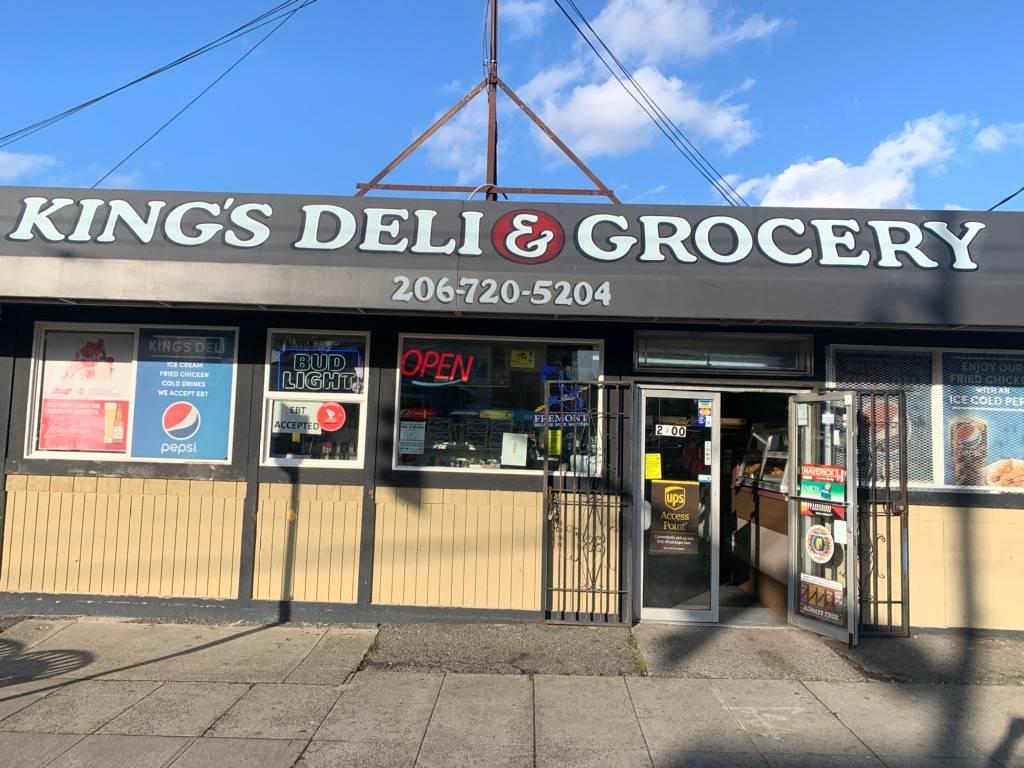 Kings Deli & Grocery - meal takeaway  | Photo 2 of 9 | Address: 2800 E Cherry St # C, Seattle, WA 98122, USA | Phone: (206) 720-5204