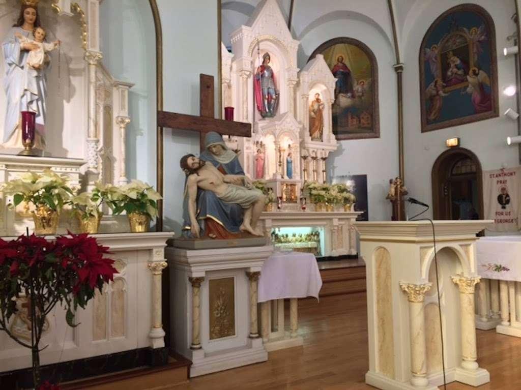 St. George Roman Catholic Church - church  | Photo 7 of 10 | Address: 9546 S Ewing Ave, Chicago, IL 60617, USA | Phone: (773) 734-0554