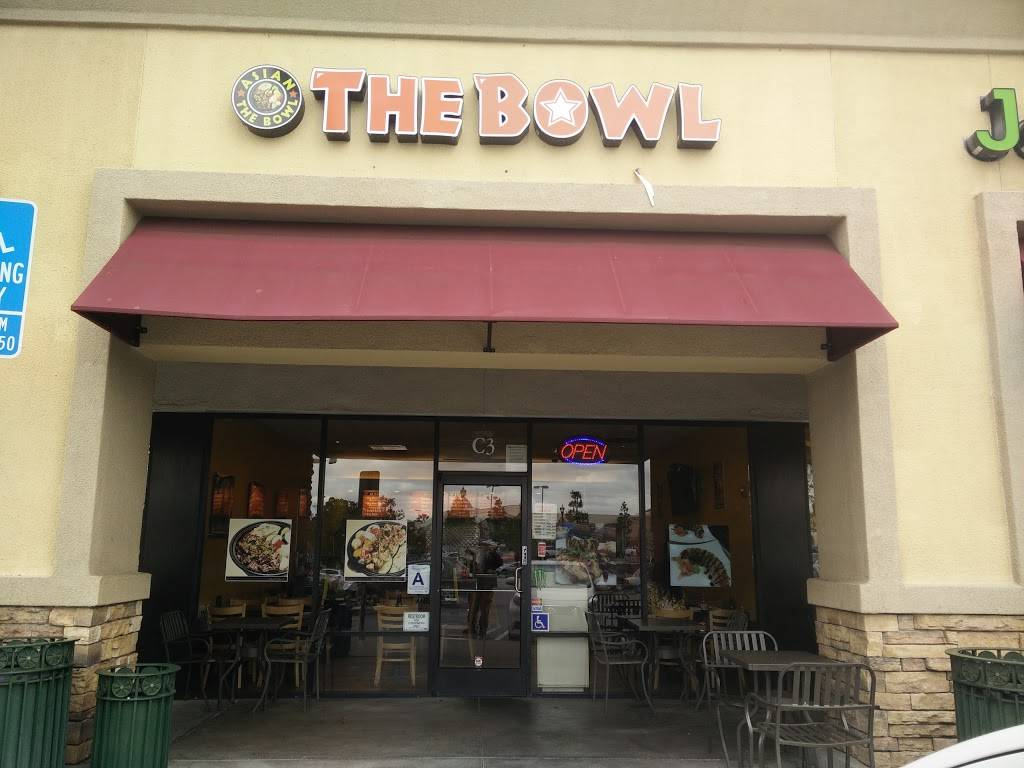 The Bowl Asian Kitchen - restaurant  | Photo 2 of 5 | Address: 12430 Day St STE C3, Moreno Valley, CA 92553, USA | Phone: (951) 697-7707