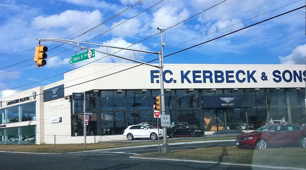 FC Kerbeck Cadillacs - car dealer  | Photo 5 of 10 | Address: 100 NJ-73, Palmyra, NJ 08065, USA | Phone: (877) 545-2003