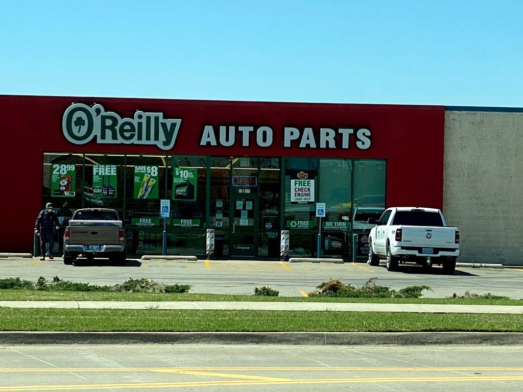 OReilly Auto Parts - electronics store  | Photo 5 of 9 | Address: 13318 E 116th St N, Owasso, OK 74055, USA | Phone: (918) 371-3745