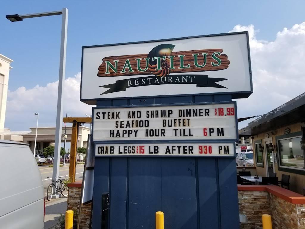 Nautilus - restaurant  | Photo 5 of 10 | Address: 3208 Atlantic Ave, Virginia Beach, VA 23451, USA | Phone: (757) 425-0444