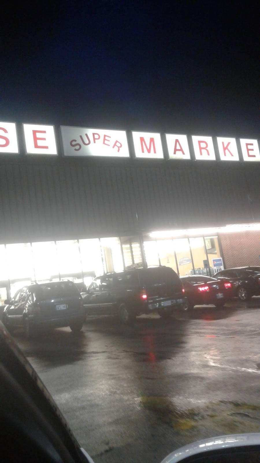 Warehouse Market - supermarket  | Photo 4 of 9 | Address: 1245 S Garnett Rd, Tulsa, OK 74128, USA | Phone: (918) 437-3166