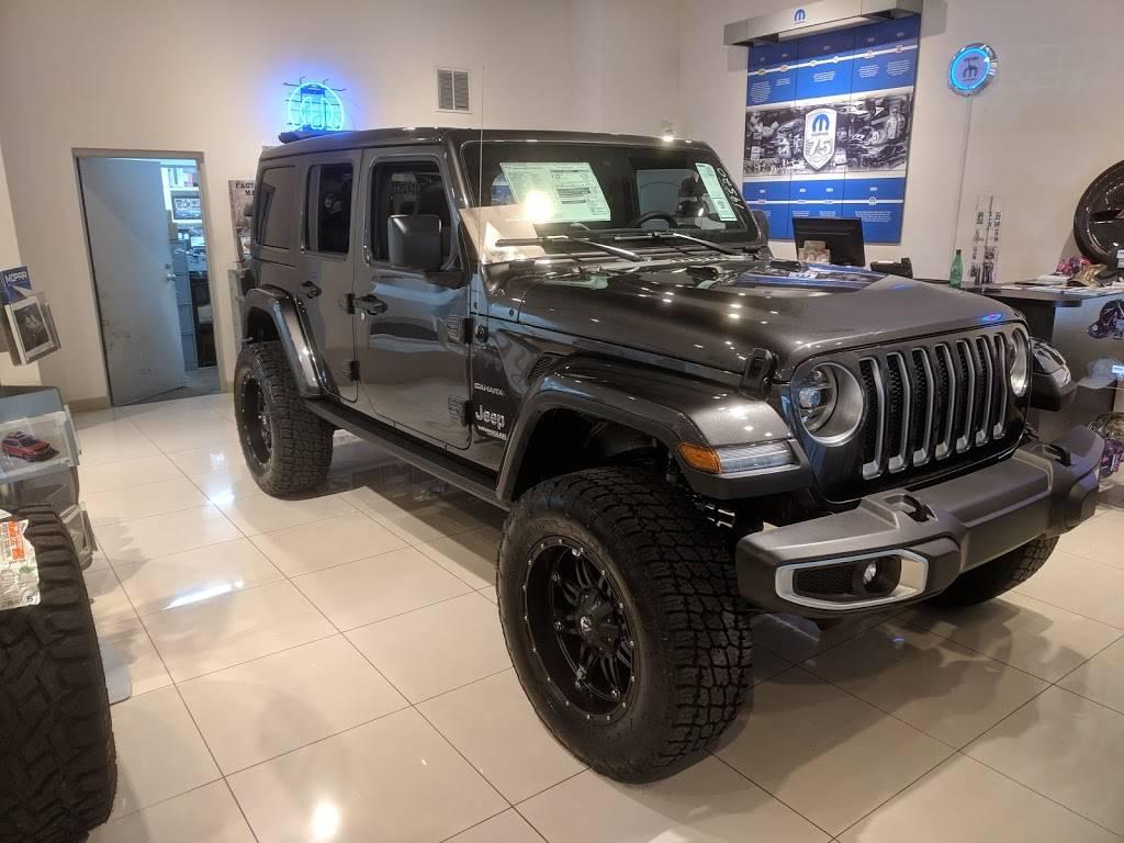 Dayton Andrews Dodge Chrysler Jeep Ram - car dealer  | Photo 6 of 10 | Address: 2301 34th St N, St. Petersburg, FL 33713, USA | Phone: (727) 321-0500