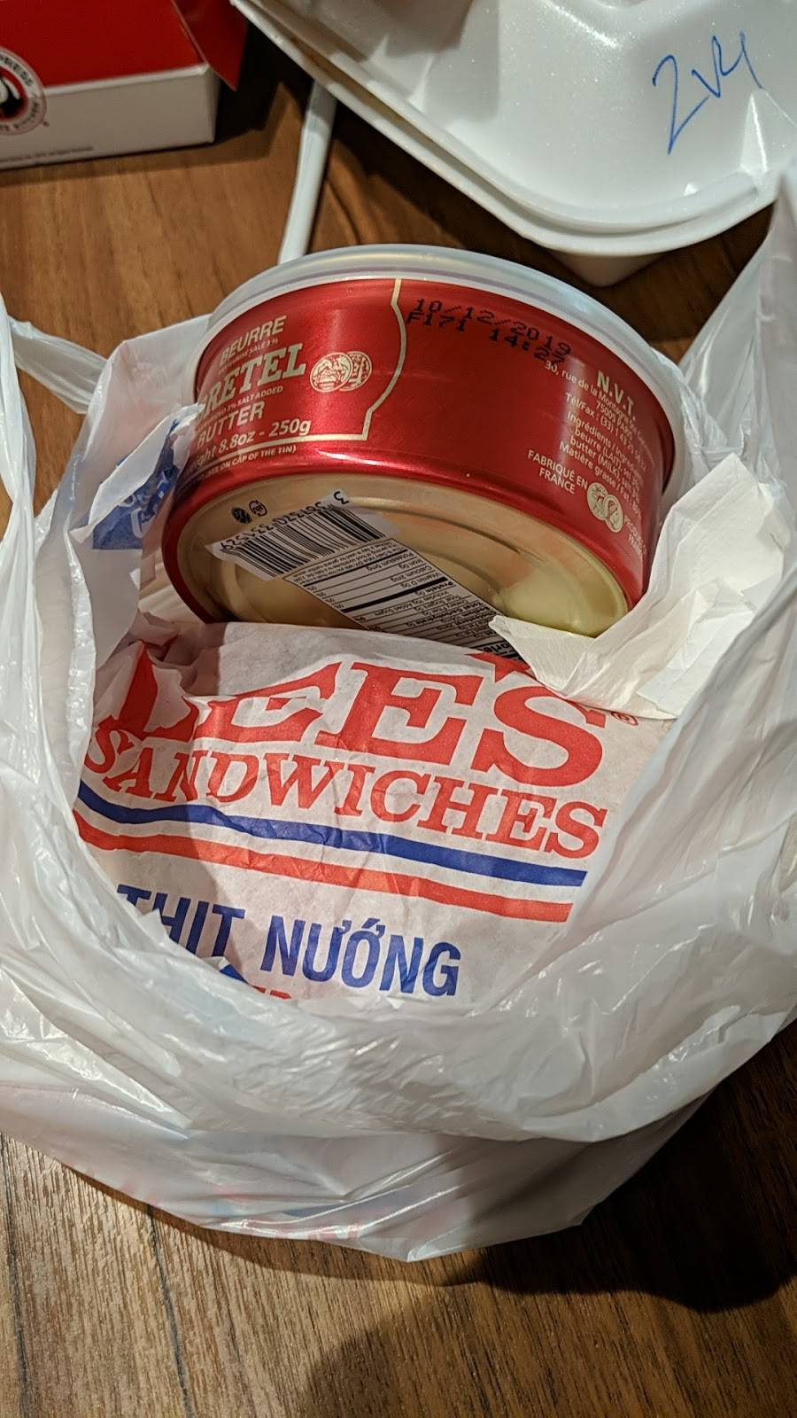 Lees Sandwiches - meal takeaway  | Photo 2 of 3 | Address: 3014 Lincoln Ave, Anaheim, CA 92801, USA | Phone: (714) 826-9888