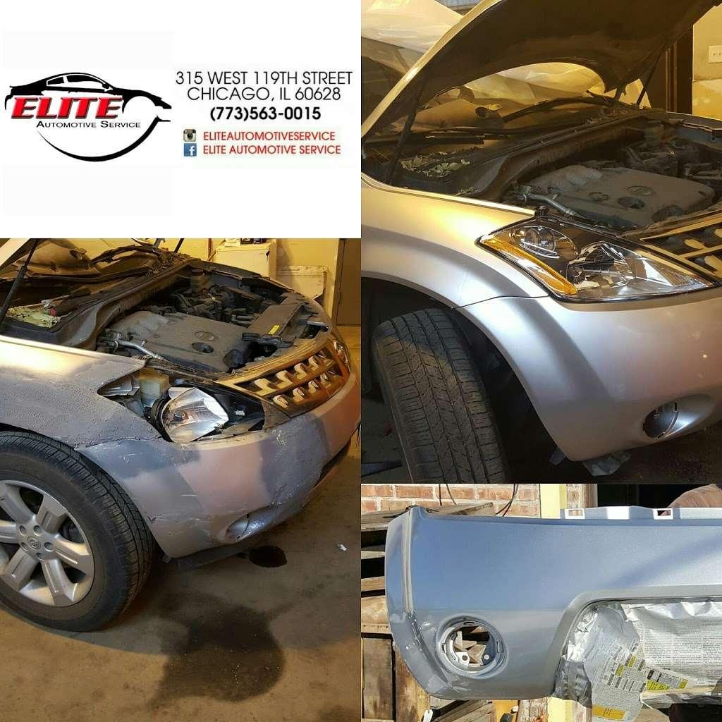 Elite Automotive Service - car repair  | Photo 4 of 10 | Address: 315 W 119th St, Chicago, IL 60628, USA | Phone: (773) 563-0015
