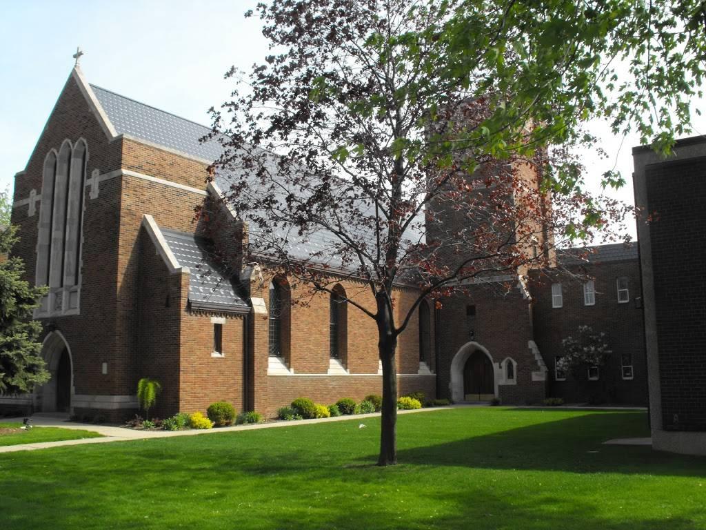 First Lutheran Church LC-C - church  | Photo 10 of 10 | Address: 160 Giles Blvd W, Windsor, ON N9A 6G9, Canada | Phone: (519) 256-2667