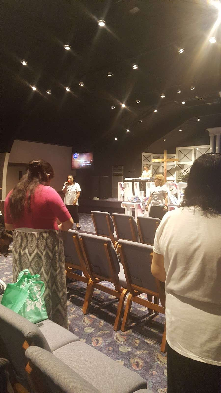 Church On the Rock - church  | Photo 9 of 10 | Address: 649 Old Mill Rd, Millersville, MD 21108, USA | Phone: (410) 987-4714
