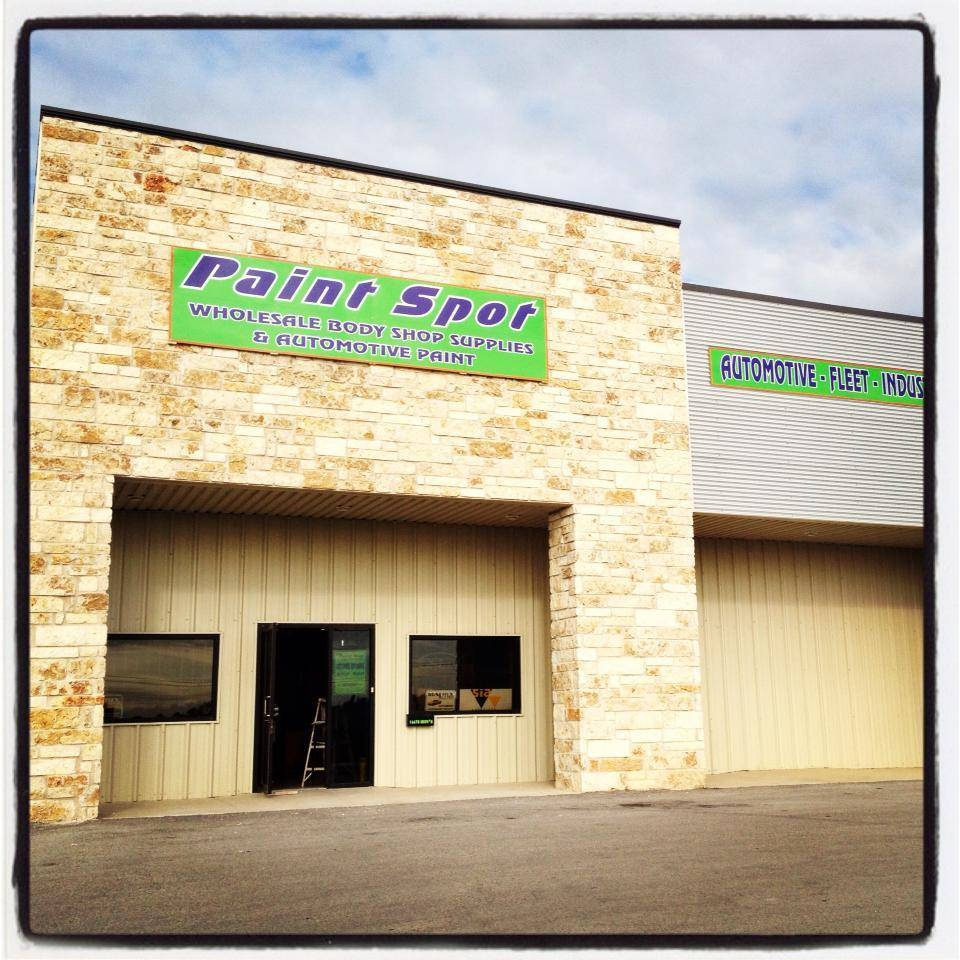 The Paint Spot - car repair  | Photo 4 of 6 | Address: 16670 S IH 35 Frontage Rd, Buda, TX 78610, USA | Phone: (512) 312-4328
