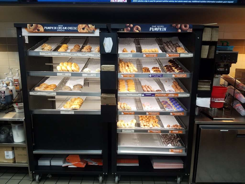 Dunkin Donuts - cafe  | Photo 6 of 10 | Address: 8401 River Rd, North Bergen, NJ 07047, USA | Phone: (201) 861-7888