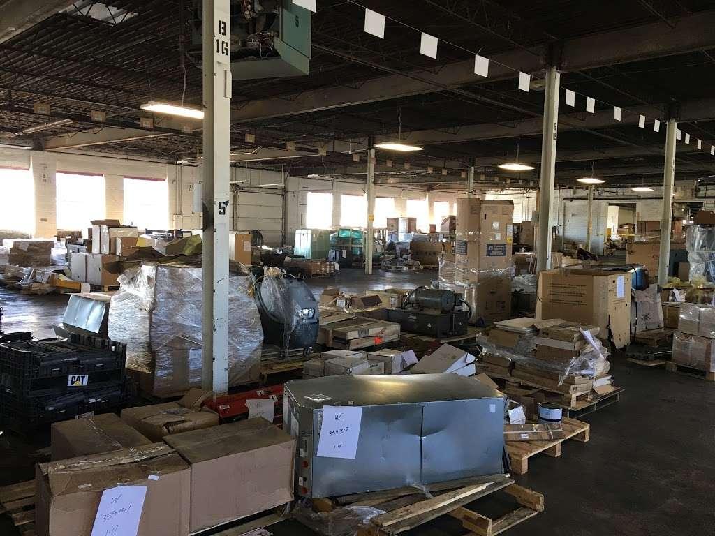 Oddball Salvage - store  | Photo 1 of 10 | Address: 655 Sunshine Rd, Kansas City, KS 66115, USA | Phone: (913) 258-8282