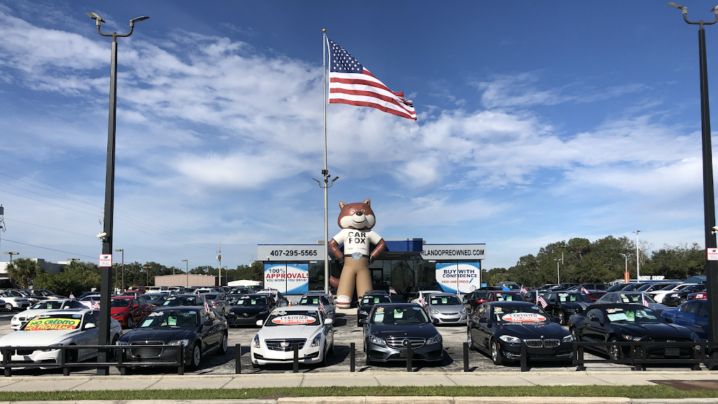Orlando Preowned - car repair  | Photo 2 of 10 | Address: 3701 W Colonial Dr, Orlando, FL 32808, USA | Phone: (407) 295-5565