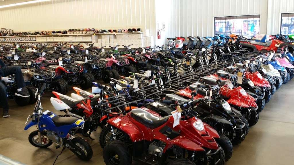 Atv Distributor LLC - store  | Photo 1 of 10 | Address: 7007 E 88th Ave J2, Henderson, CO 80640, USA | Phone: (720) 394-0414