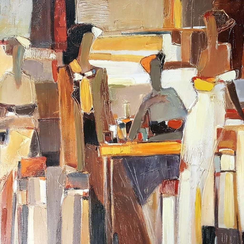 A & E Fine Art Inc - art gallery    Photo 1 of 3   Address: 34-15 Broadway Ste A, Fair Lawn, NJ 07410, USA   Phone: (201) 791-2250