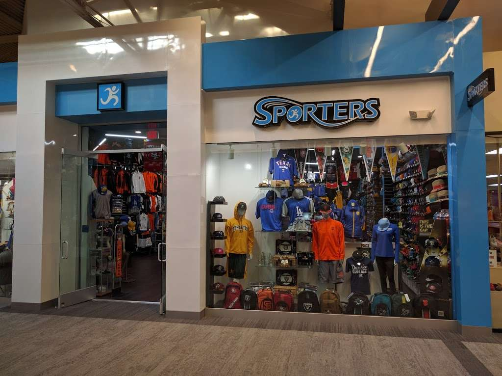Sporters - clothing store    Photo 2 of 7   Address: 460 Great Mall Dr, Milpitas, CA 95035, USA   Phone: (408) 942-7767
