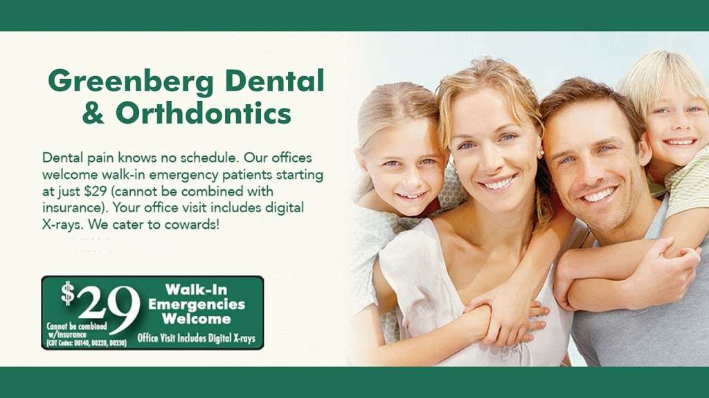 Greenberg Dental & Orthodontics - dentist  | Photo 3 of 8 | Address: 3233 S John Young Pkwy, Kissimmee, FL 34746, USA | Phone: (407) 933-1226