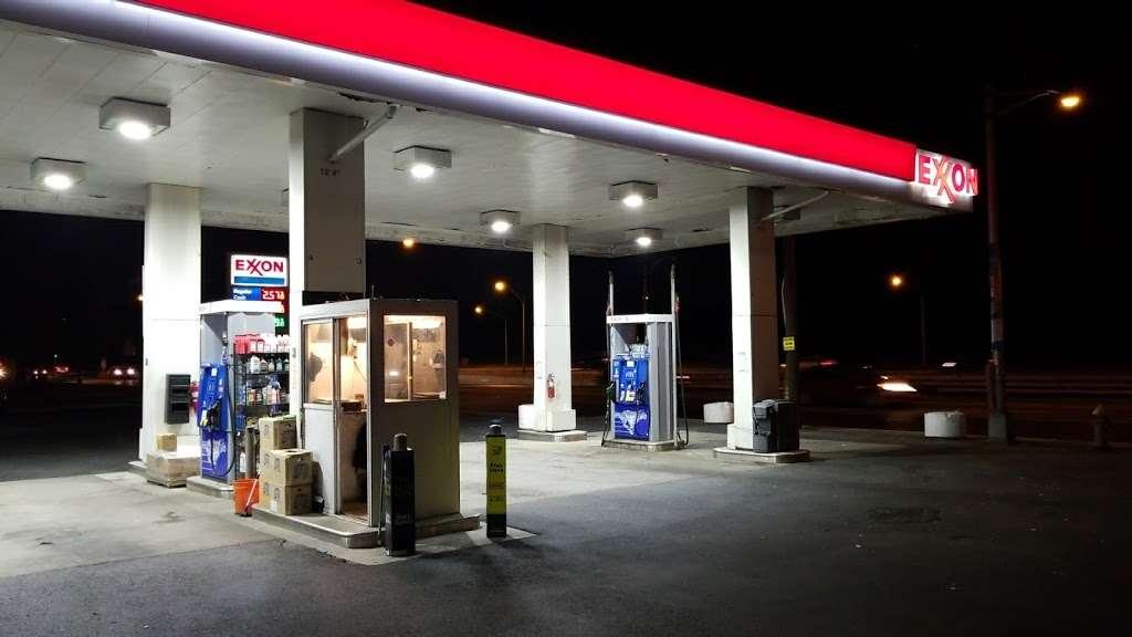 Exxon - gas station  | Photo 4 of 10 | Address: 1104 US-1, Linden, NJ 07036, USA | Phone: (908) 862-2330