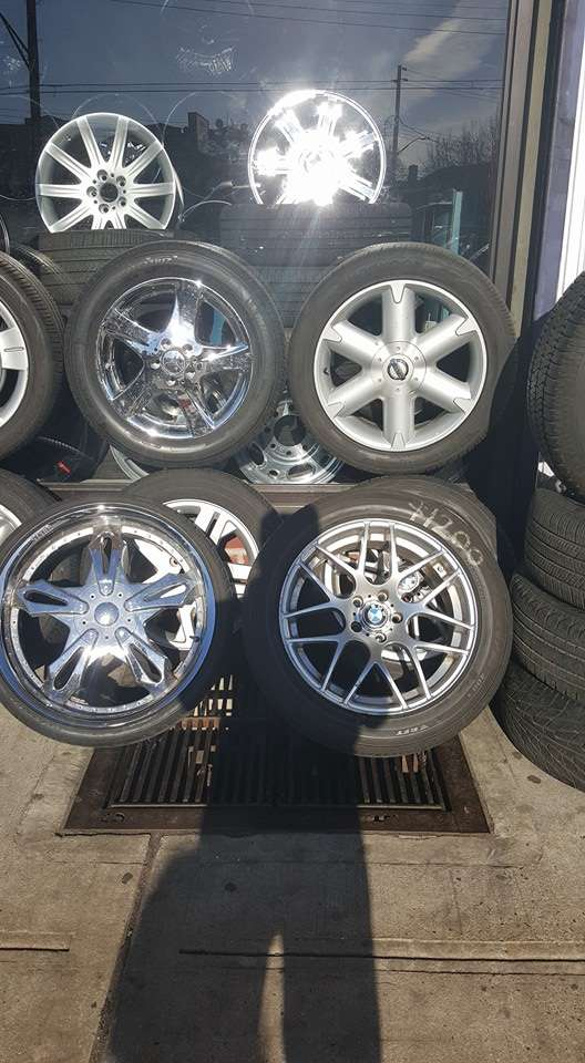 One Stop Tire Shop - car repair  | Photo 7 of 10 | Address: 1707 Flatbush Ave, Brooklyn, NY 11210, USA | Phone: (718) 253-6653