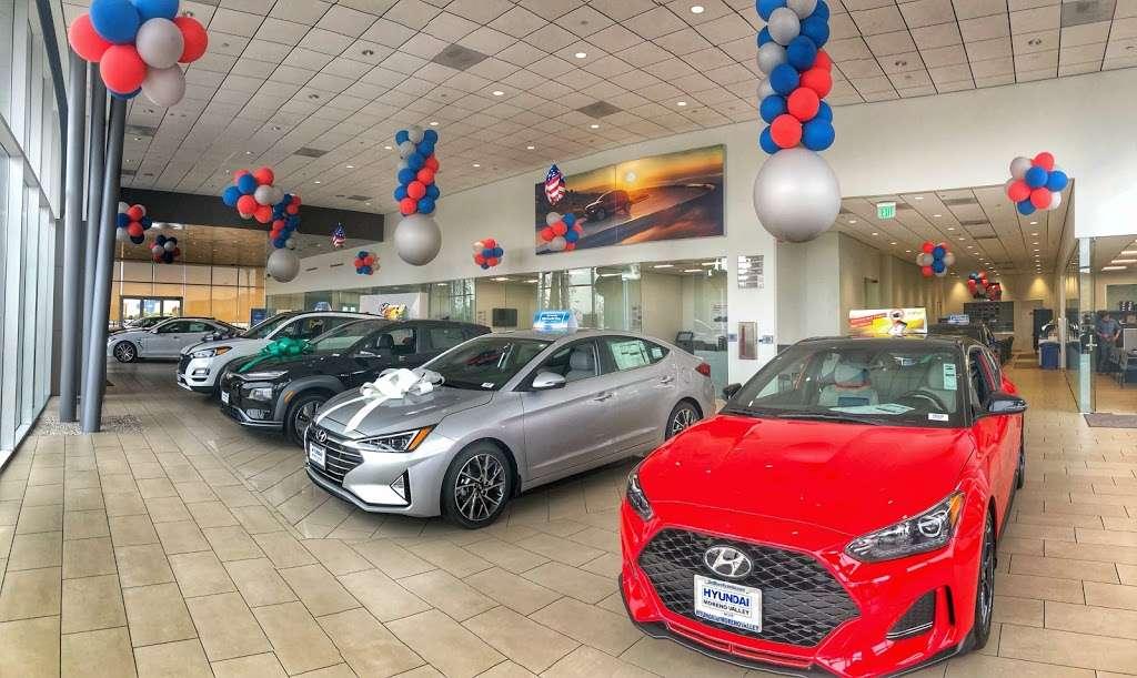 Hyundai Of Moreno Valley - car dealer  | Photo 2 of 10 | Address: 27500 Eucalyptus Ave, Moreno Valley, CA 92555, USA | Phone: (951) 383-3071