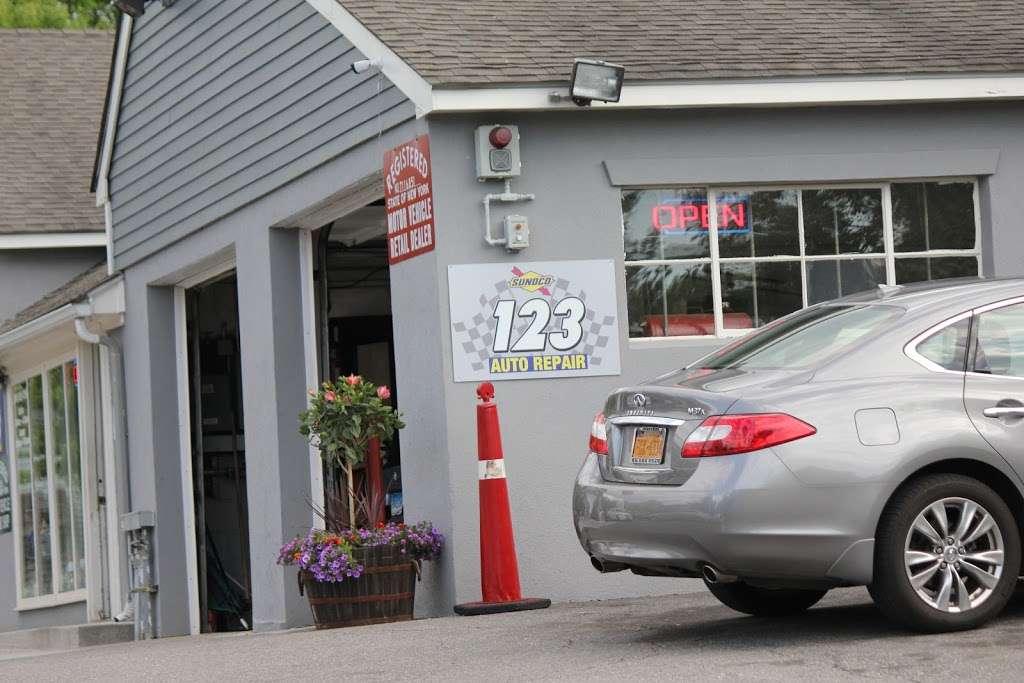 123 AUTO REPAIR INC. - car repair    Photo 2 of 10   Address: 390 Smith Ridge Rd, South Salem, NY 10590, USA   Phone: (914) 533-7700