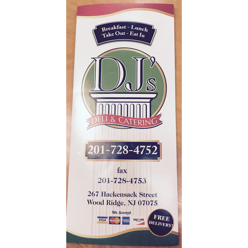EMILYS Deli and Pizzeria - store  | Photo 1 of 2 | Address: 267 Hackensack St, Wood-Ridge, NJ 07075, USA | Phone: (201) 728-4752
