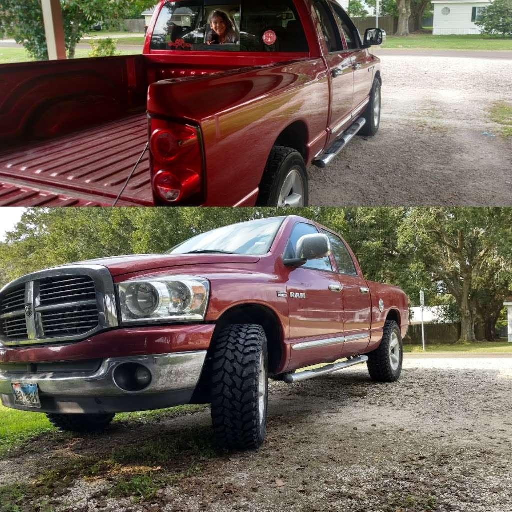 Four Corner Tires - car repair  | Photo 2 of 4 | Address: 812 Miller St, Anahuac, TX 77514, USA | Phone: (409) 267-4444