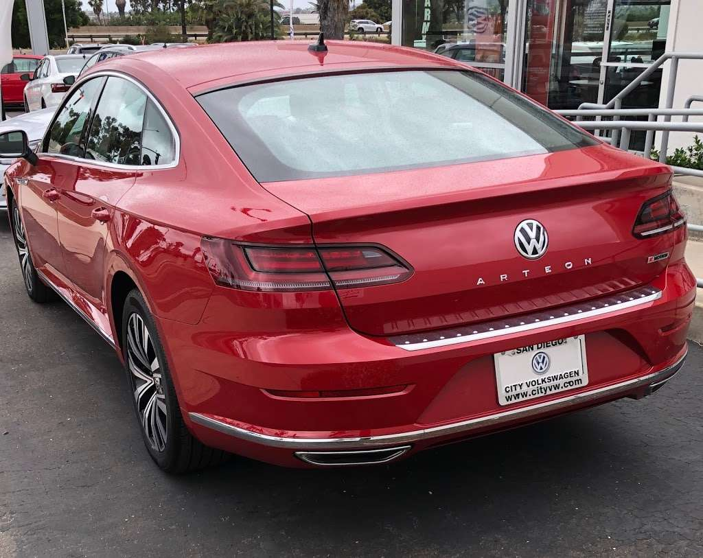 City Volkswagen - car dealer  | Photo 9 of 10 | Address: 2205 Morena Blvd, San Diego, CA 92110, USA | Phone: (619) 547-1459
