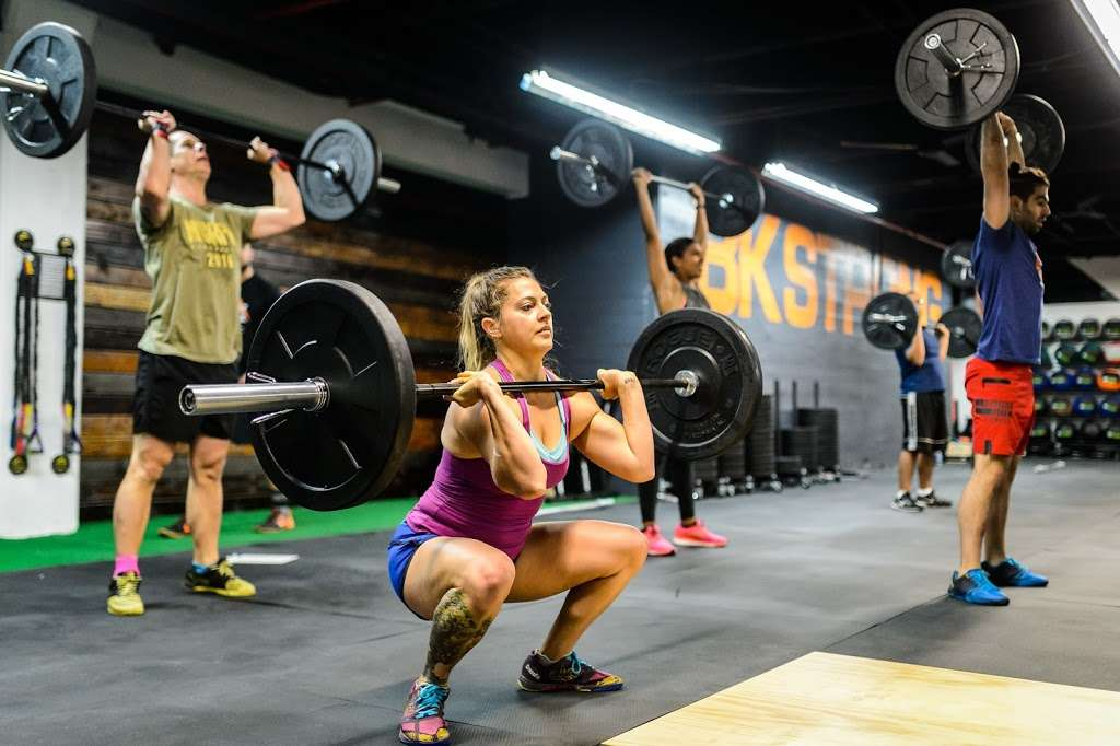 CrossFit Outbreak Bed Stuy - gym  | Photo 7 of 10 | Address: 1107, 492 Throop Ave, Brooklyn, NY 11221, USA | Phone: (347) 696-7060