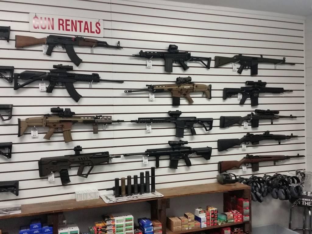 Gun Gallery - store    Photo 4 of 7   Address: 10268 Beach Blvd, Jacksonville, FL 32246, USA   Phone: (904) 641-1619