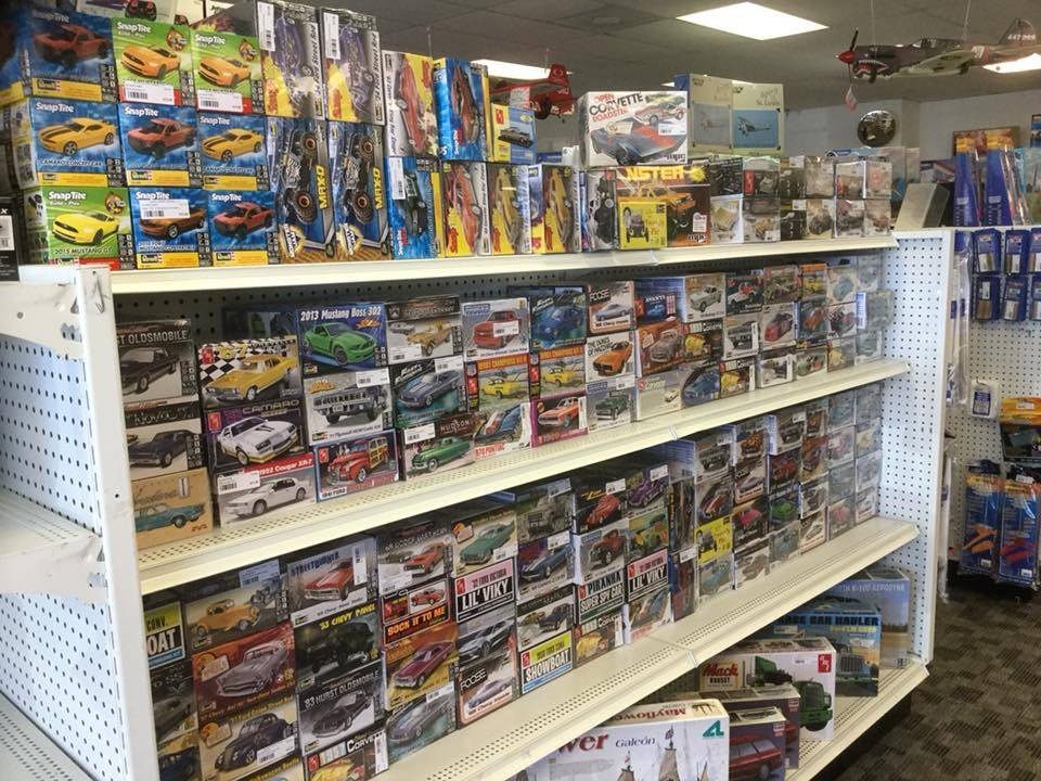 Central Carolina Hobbies - store  | Photo 6 of 10 | Address: 3722C Battleground Ave, Greensboro, NC 27410, USA | Phone: (336) 434-0900