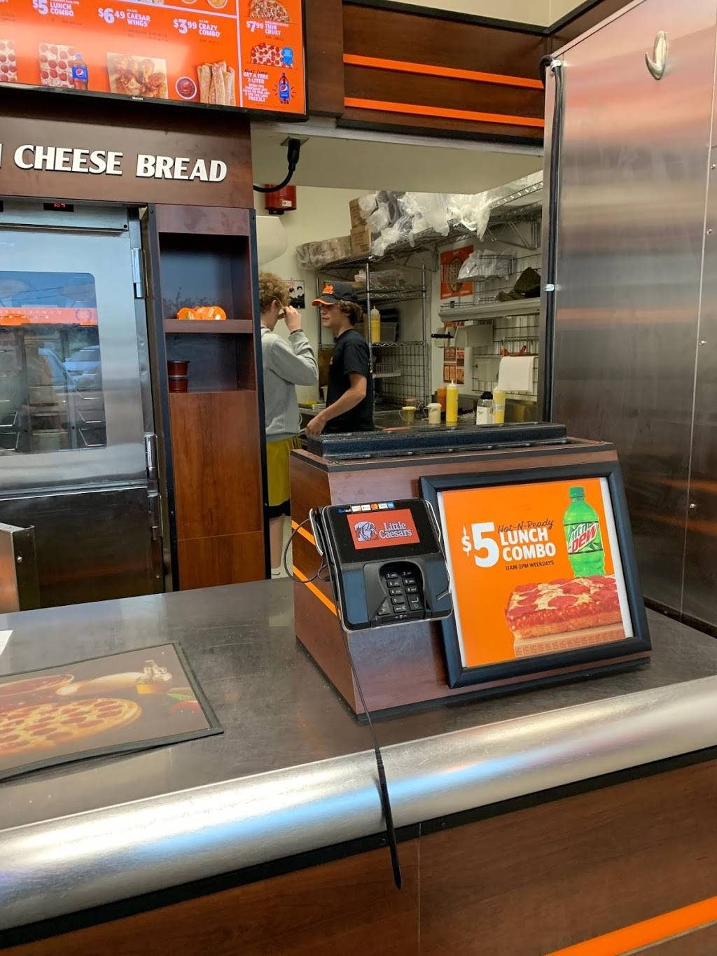 Little Caesars Pizza - meal takeaway  | Photo 2 of 10 | Address: 1851 Jeffco Blvd, Arnold, MO 63010, USA | Phone: (636) 296-3355